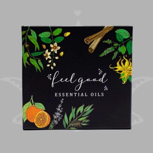 FEEL GOOD komplekt aroomilõhnalised eeterlikud õlid 1