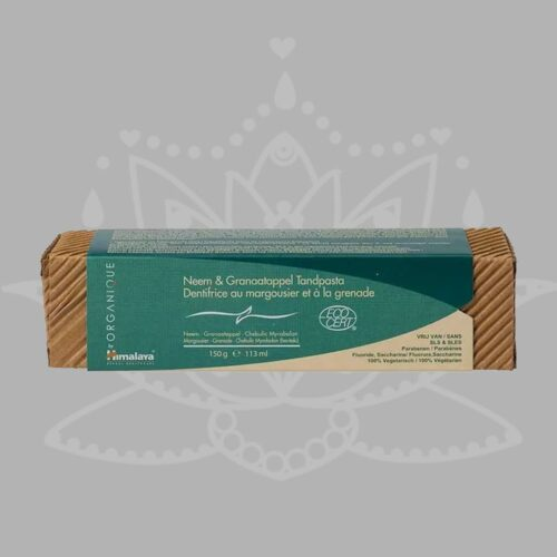 Himalaya Herbals Botanique hambapasta Neemi & Granaatõunaga
